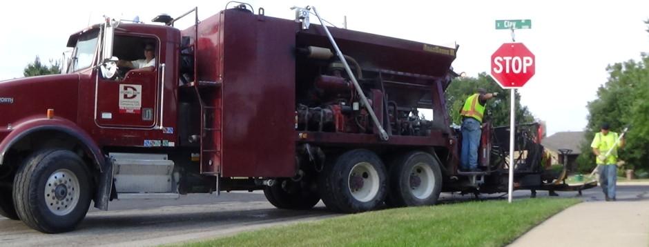 MAQS truck